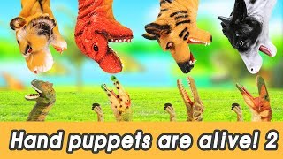[EN] Hand puppets are alive! 2, let