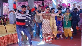Himachali Dance Nati | Beautiful Angan Dace
