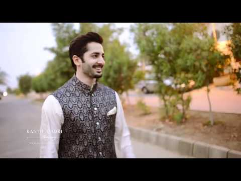 Ayeza khan and Danish.. Wedding Video hd