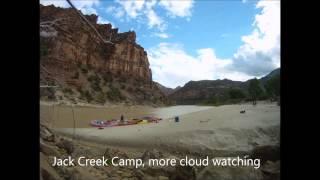 Desolation Canyon Rafting September 18-26, 2014