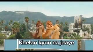 Badri ki Dulhania Chipmunks video song Mp4 HD..