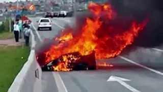 Detik detik Kecelakaan Maut Gran Max Tol Cipali