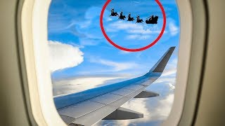 10 TIMES SANTA CLAUS WAS CAUGHT ON CAMERA 2017!!!
