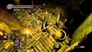 ♥ Dark Souls - S3 - #7 Learning Blighttown + BamBam Stick