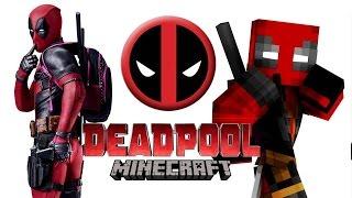 DEADPOOL en Minecraft / Película Completa / Español Latino HD