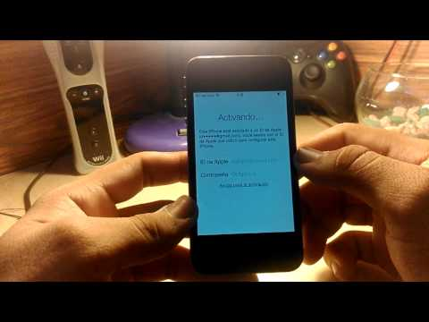 Desbloquear iphone icloud