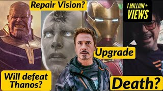 Iron Man Role In Avengers Endgame Explained in Hindi ||SUPER INDIA||