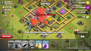 Clash Of Clans ##على طول GAMING ##كلاش اوف كلانس