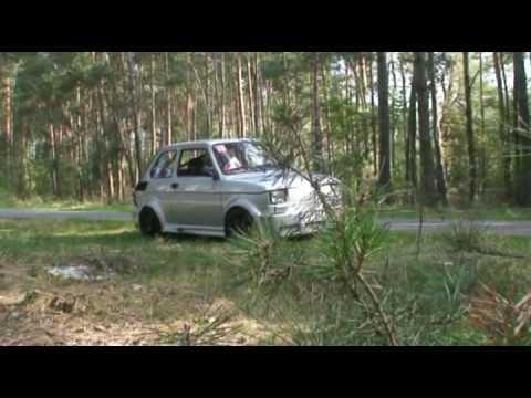 Fiat 126p 1242ccm 8v 75km Moomin