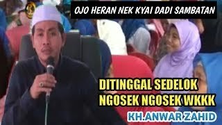 DESEMBER LUCU..!! Lagi DitinggaL Sediluk Kelipan,Ngosek2 Wkk KH Anwar Zahid Terbaru