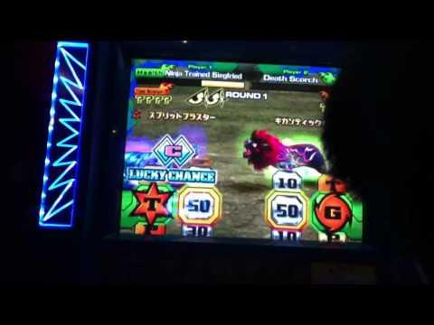 Ninja Trained Siegfried vs Death Scorch Final Part 1