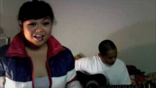 Down - Jay Sean (acoustic cover) w/ Chris Caaway