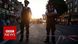 Finsbury Park attack: