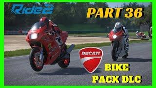 RIDE 2 PS4 gameplay Part 36 | Ducati BIKE DLC | DUCATI 851 SP2 | #RIDE2 | FULL GAME