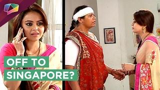 Gopi in Trouble | Gopi To Fly Singapore ? | Saath Nibhana Saathiya | Star Plus