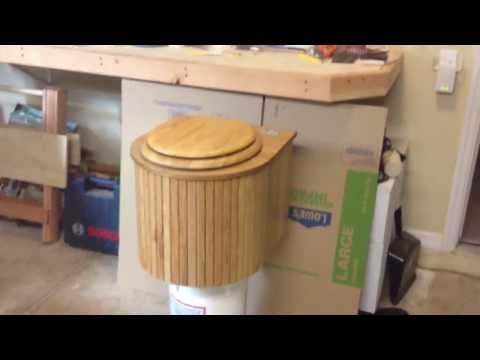 Composting Toilet The Cabin Can
