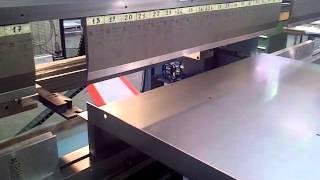 Salvagnini B3 Smart Hydraulic Press Brake with auto tool change