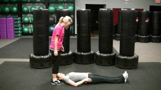 Partner Leg Throwdowns - Jena and Shannon