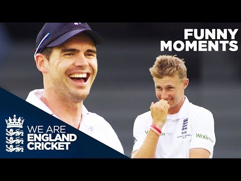 Funniest Cricket Moments EVER in England Don t Laugh Part 1