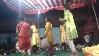 Sambalpuri comedy pala-2 by small girls and boys