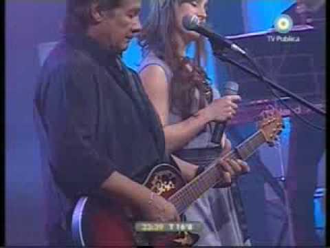 BAILANDO CON TU SOMBRA. Soledad Pastorutti y Victor Heredia