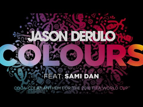 """Colours"" by Jason Derulo featuring Sami Dan."