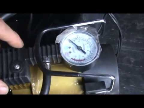 Ремонт манометра автокомпрессора своими руками