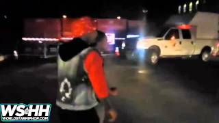 Dude Knocking Out 3 Young Guys