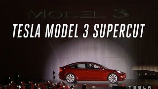 Tesla Model 3 launch event in 5 minutes