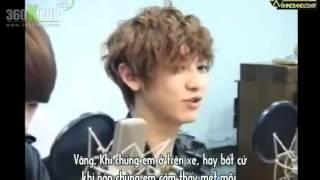 [Vietsub] 120514 EXO-K @ Younha Starry Night Radio [EXO Team]