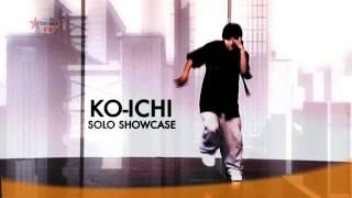 KO-ICHI : STREETDANCE SOLO SHOWCASE : HIPHOP