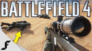 Raging at Battlefield 4