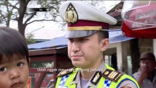 Tidak ada Ongkos dan Naik Truk Terbuka, Belasan Siswa SMP ini Dihukum Polisi - 86