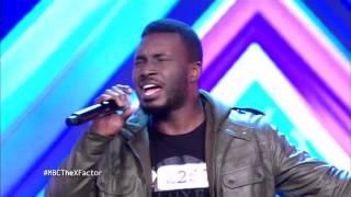 MBC The X Factor حمزة هوساوي - I'm Not Only The Only One - تجارب الأداء