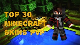 Top 30 Minecraft Skins PvP / +DownloadLinks (1.8-1.9-PE)