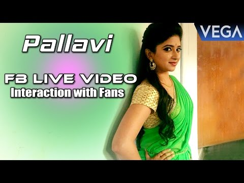 Actress Pallavi Interaction with Fans || Vega Entertainment