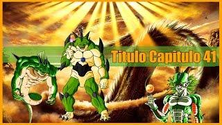 Titulo Capitulo 41 dragon ball super (avance)