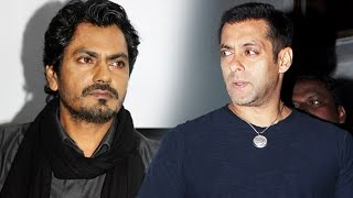 Salman Khan BOYCOTTS Nawazuddin From His Private PARTIES