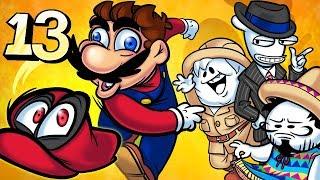 Oney Plays Super Mario Odyssey - EP 13 - Goombaya