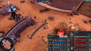 Dawn of War 2 Retribution: SargoXIII - Bucks - Leobuilt vs Aleander Beta - FC BOY - Pauli