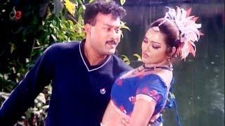 Jonmo Mrityu Tomari Chilam | Bangla Movie Song | Suchona | Sheikh Masud | Full HD