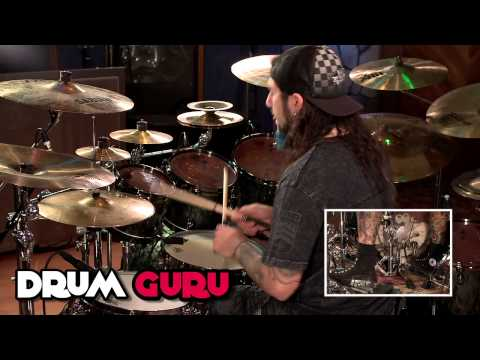 Drum Guru Mike Portnoy Adrenaline Mob Indifferent