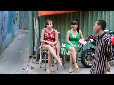 Vietnam Street Scenes 2017 Saigon Vlog 189