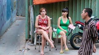 Vietnam Street Scenes 2017 - Saigon Vlog 189
