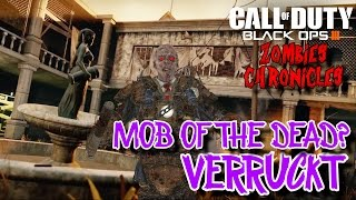MOB OF THE DEAD, BLOOD SHOWER & PUKING STATUE ON VERRUCKT: ZOMBIES CHRONICLES EASTER EGGS