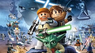 Lego Star Wars III The Clone Wars Full Movie All Cutscenes
