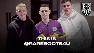 RareBoots4U: The Story of Two Kids Who Sell Classic Boots to Professional Footballers