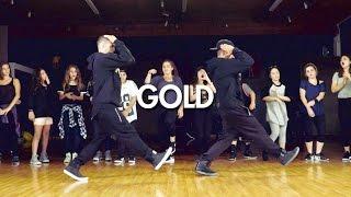 Kiiara  - Gold (Dance Video)   Mihran Kirakosian Choreography
