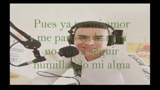 Ya no mi amor Yeison Jimenez Letra Lyric HD