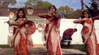 Pohela Boishakh Dance 2010